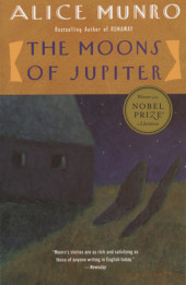 The Moons of Jupiter Cover