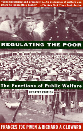 Regulating the Poor Cover