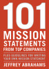101 Mission Statements from Top Companies