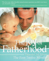 The Joy of Fatherhood, Expanded 2nd Edition Cover