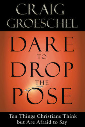 Dare to Drop the Pose Cover