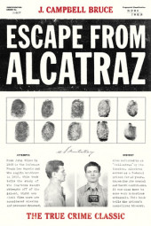Escape from Alcatraz Cover