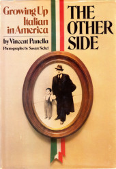 The Other Side: Growing up Italian in America Cover