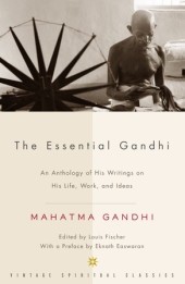 The Essential Gandhi Cover