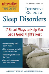 Alternative Medicine Magazine's Definitive Guide to Sleep Disorders Cover