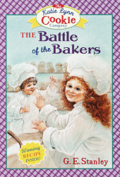 The Battle of the Bakers Cover