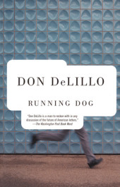 Running Dog Cover
