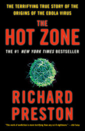 The Hot Zone Cover