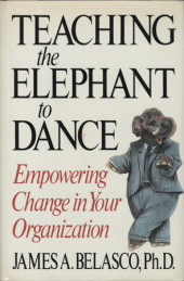 Teaching The Elephant To Dance Cover