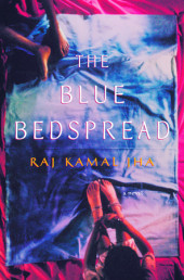 The Blue Bedspread Cover