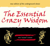 The Essential Crazy Wisdom Cover