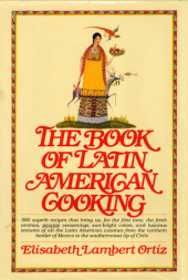 The Book of Latin American Cooking Cover