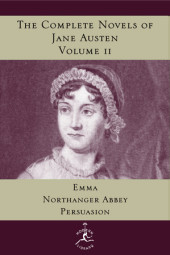 The Complete Novels of Jane Austen, Volume 2