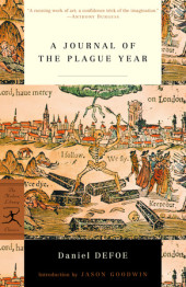 A Journal of the Plague Year Cover