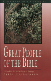 Great People of the Bible Cover