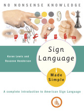 Sign Language Made Simple Cover