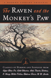 The Raven and the Monkey's Paw Cover