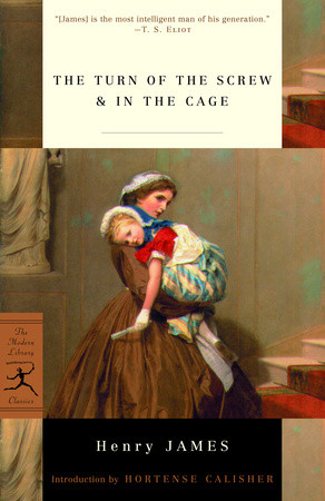 Jacket image, The Turn of the Screw & In the Cage