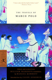 The Travels of Marco Polo Cover