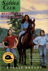 Before They Rode Horses Cover
