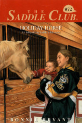Holiday Horse Cover