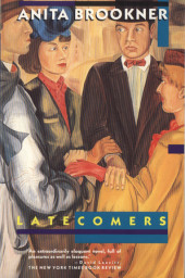 Latecomers Cover
