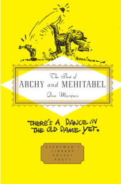 The Best of Archy and Mehitabel Cover