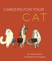 Careers for Your Cat Cover