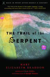 The Trail of the Serpent Cover