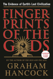 Fingerprints of the Gods Cover