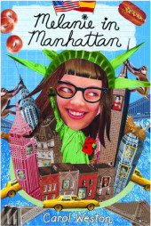 Melanie in Manhattan Cover