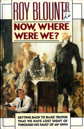 Now, Where Were We? Cover