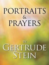 Portraits and Prayers Cover