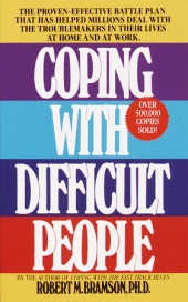 Coping with Difficult People Cover