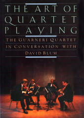 QUARTET PLAYING,ART OF Cover
