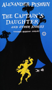 The Captain's Daughter and Other Stories Cover