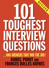 101 Toughest Interview Questions Cover