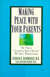 Making Peace with Your Parents Cover