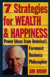 7 Strategies for Wealth & Happiness Cover