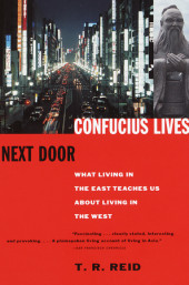 Confucius Lives Next Door Cover