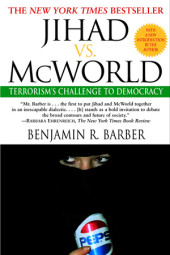 Jihad vs. McWorld Cover