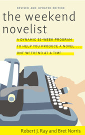 The Weekend Novelist Cover