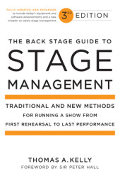 The Back Stage Guide to Stage Management, 3rd Edition Cover
