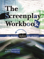 Screenplay Workbook Cover