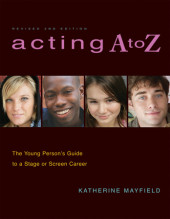 Acting A to Z (Revised Second Edition) Cover