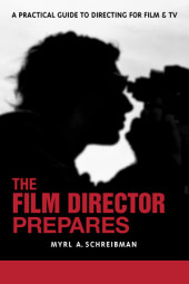 The Film Director Prepares Cover