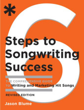 Six Steps to Songwriting Success, Revised Edition Cover