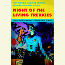 Night of the Living Trekkies Cover