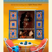 The Little Coffee Shop of Kabul (originally published as A Cup of Friendship) Cover