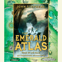 The Emerald Atlas Cover